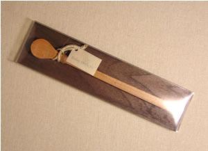 画像1: ベビースプーンギフトボックス入り メープル材
